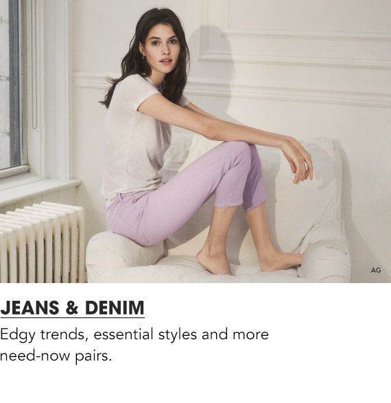 Explore Jeans & Denim