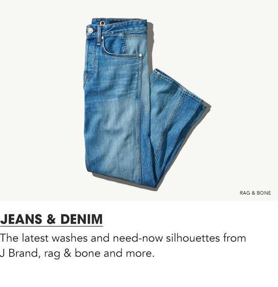 Explore Jeans & Denim