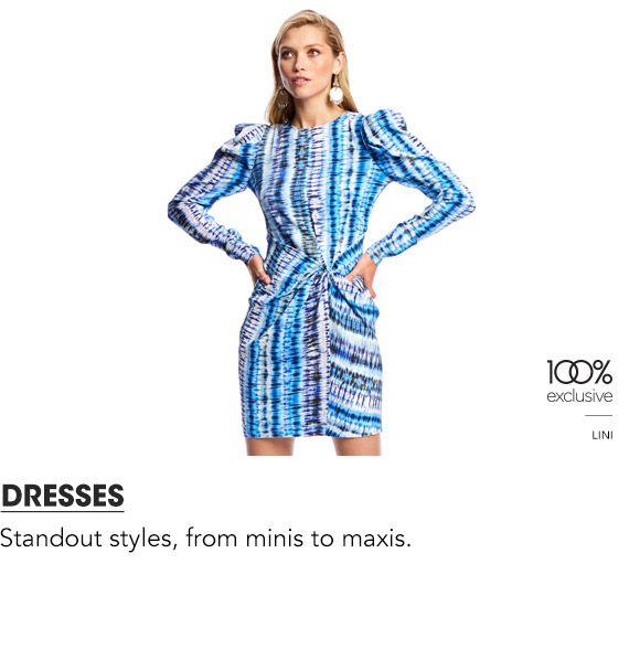 Explore Dresses