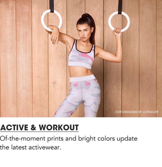 Explore Active & Workout