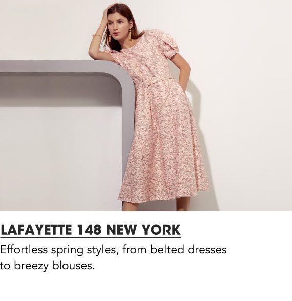 Explore Lafayette 148 New York