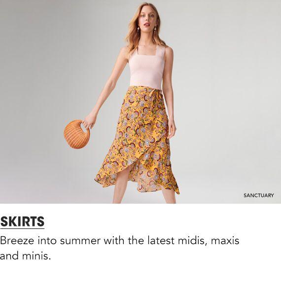 Explore Skirts