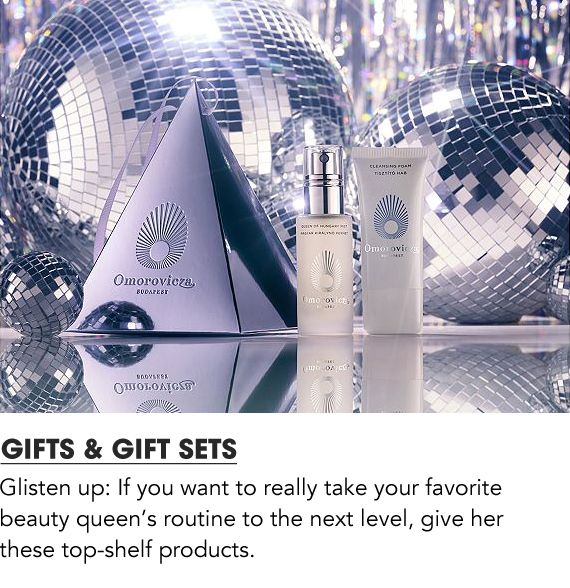 If you want to really take your favorite beauty queen's routine to the next levelk gie her these top-shelf products. Shop gifts and gift sets.