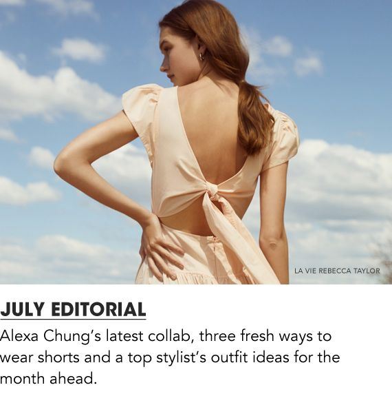 July Editorial