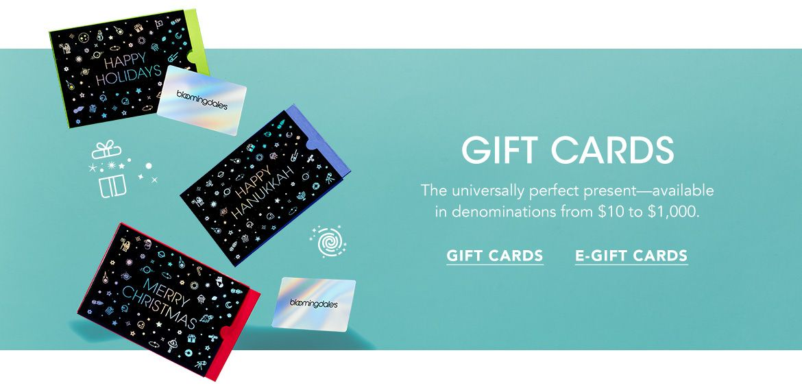 Gift Cards Holiday Banner