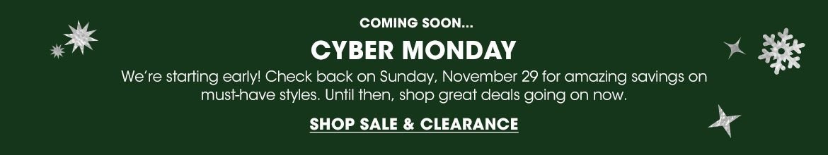Cyber Monday Deals 2020 Clothes Shoes On Sale On Sale Bloomingdale S