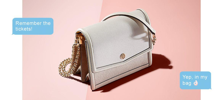 For Her Slide 1-Handbags