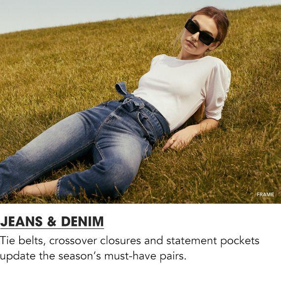 Explore Jean Shorts