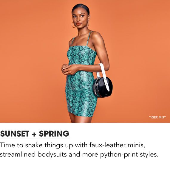 Explore Sunset & Spring