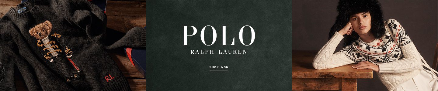 Introducing Polo Ralph Lauren for women, shop now.