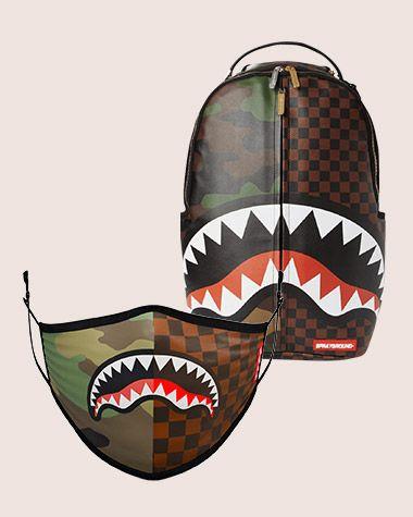 Backpacks & Face Masks