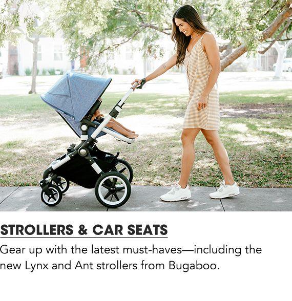 Shop Strollers & Car Seats