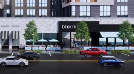 Bloomie's Storefront